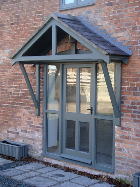 Bespoke Canopy Home Shropshire Door Canopies