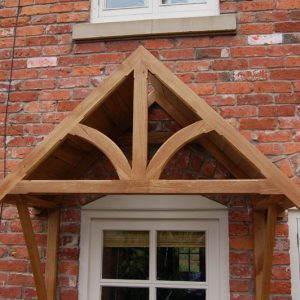 Front Porch Uk >> Shropshire Door Canopies - Top Quality Handmade Porches and Door Canopies