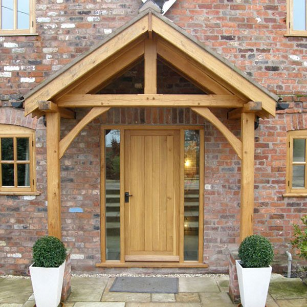 Shropshire Door Canopies - Top Quality Handmade Porches and